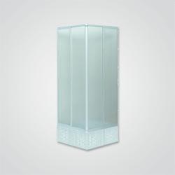 Kabina prysznicowa Kaprys KN2-80 BIP 80 x 80 cm