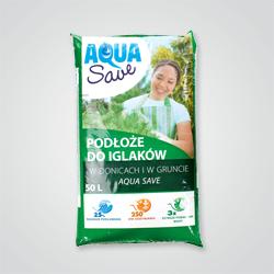 Podłoże do iglaków Aqua Save 50 l