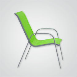 Fotel Blooma Janeiro zielony