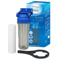 Filtr Aquafilter 10 3/4 klucz płytka wkład