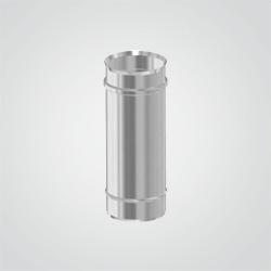 Rura jednościenna Spiroflex 1/2 m średnica 80 mm