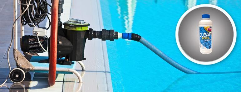 Odkamieniacz do basenów Clear Pool 1 l