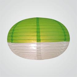 Abażur papierowy Colours Tree kula 40 cm