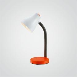 Lampka biurkowa Colours Kuo 1 x 15 W E27 pomarańczowy