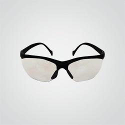 Okulary ochronne Beta Air Black bezbarwne