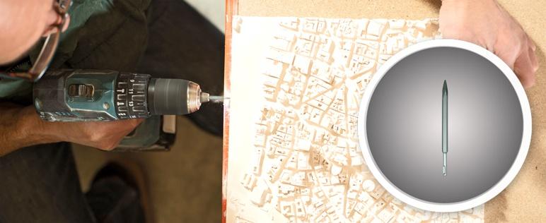 Szpicak Verto SDS plus 14 x 250 mm
