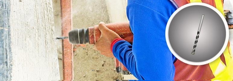 Wiertło do betonu Verto 18 x 160 mm
