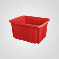 Skrzynka obrotowa Keeeper My Red 15 l