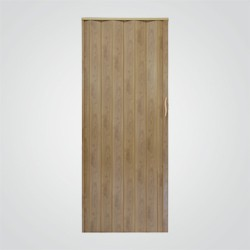 Drzwi harmonijkowe Natura 001P-80-46 G
