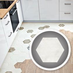 Gres Madelaine 17,5 x 17,5 cm biały 1 m2