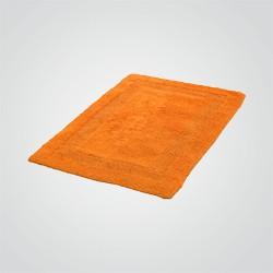 Dywanik łazienkowy Cooke&Lewis Doudou 60 x 90 cm pomarańczowy