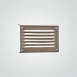 Kratka wentylacyjna Vents 175 x 120 mm chrom