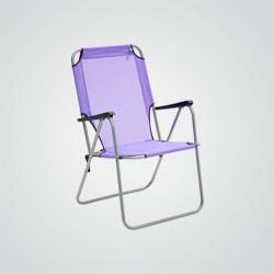 Krzesełko Patio Veneto fioletowe