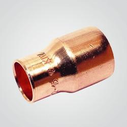 Nypel redukcyjny miedziany Comap 243 28 x 15 mm