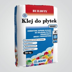 Klej do płytek Buildfix 25 kg