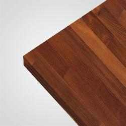 Blat drewniany 60 x 2,7 x 300 cm akacja