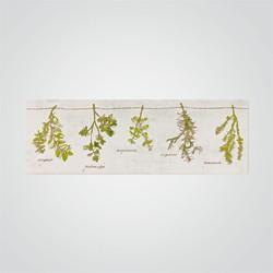 Dekor Ceramika Pilch Joy 20 x 60 cm zioła