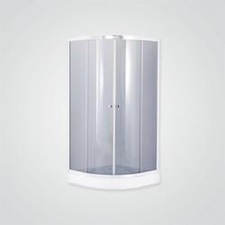 Kabina prysznicowa Breezz Libra 80 x 80 x 195 cm niski brodzik