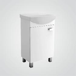 Szafka Visage Biały pod umywalkę Cersania 50 cm
