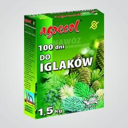 Nawóz do iglaków Agrecol 100 dni 1,5 kg