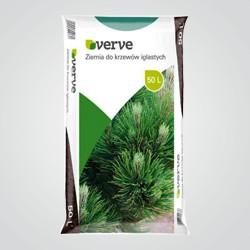 Ziemia do krzewów iglastych Verve 50 l