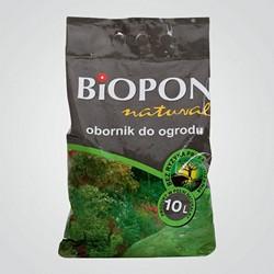 Nawóz obornik granulowany Biopon 10 l