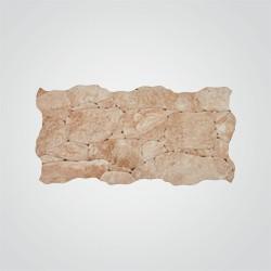 Gres Mirnew 23 x 47 cm 1,61 m2 crema