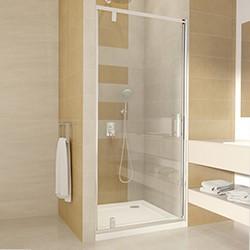 Drzwi prysznicowe Omnires S-90D transparentne