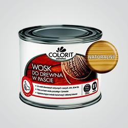 Wosk w paście Colorit Drewno naturalny 0,5 l
