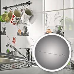 Reling kuchenny OPP 60 cm szary
