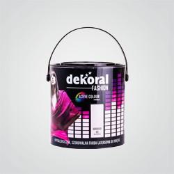 Farba lateksowa Dekoral Fashion koronkowy róż 2,5 l