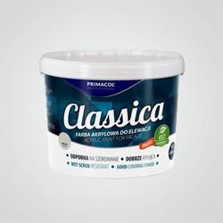 Farba zewnętrzna Primacol Classica popielata 10 l