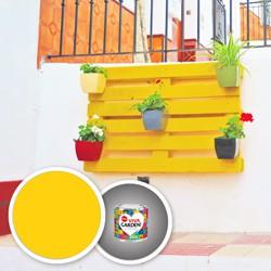 Emalia akrylowa Altax Viva Garden słoneczny ogród 0,25 l
