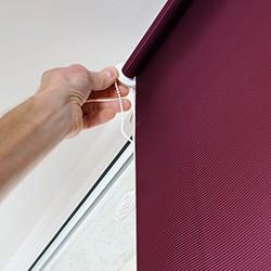 Easy roletka Colours 81 x 150 cm śliwka