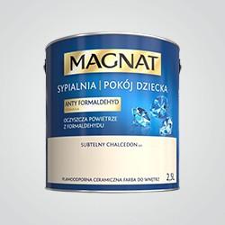 Farba do sypialni / pokoju dziecka Magnat subtelny chalcedon 2,5 l