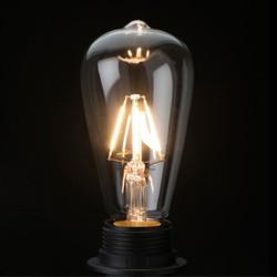 Żarówka LED Diall ST64 4 W E27 470 lm przezroczysta barwa ciepła
