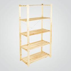 Regał drewniany Form Symbios 45 x 90 x 170 cm 50 kg