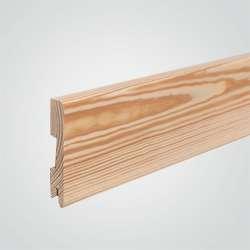 Listwa przypodłogowa drewniana Foge LB1 95 sosna 200 x 9,5 x 1,9 cm