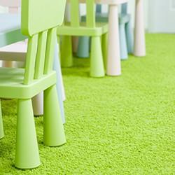 Wykładzina dywanowa Vegas Twist 4 m zielona
