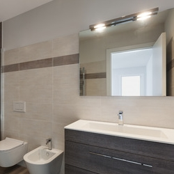 lustro z podświetleniem łazienka