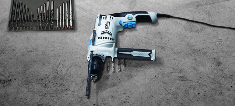Wiertarka udarowa MacAllister 750 W