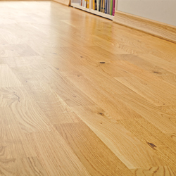 Deska trójwarstwowa Baltic Wood Omega Dąb