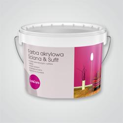Farba akrylowa Colours Ściana & Sufit 10 2,25 l