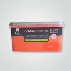 Farba Colours Premium koralowy 2,5 l