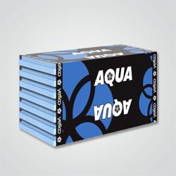 Styropian Aqua frezowany