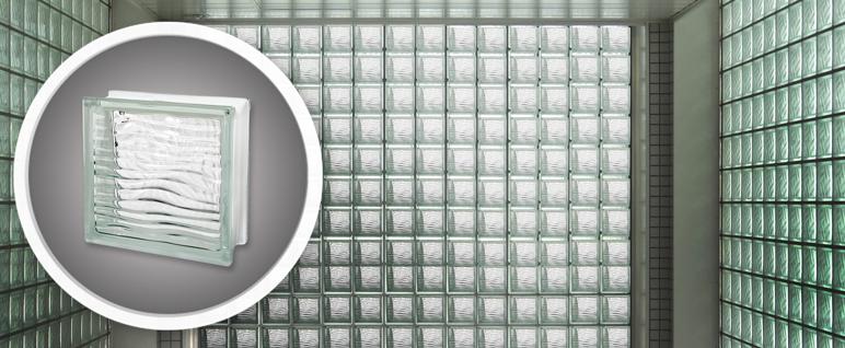 Pustak szklany 1908 H 19 x 19 x 8 cm bezbarwny