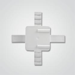 Krzyżyki montażowe do pustaków szklanych 10 mm