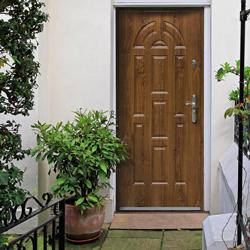 Drzwi wejściowe Neptun