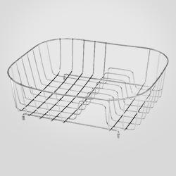 Koszyk metalowy do zlewu prostokątny Cooke&Lewis