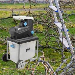 Rozdrabniacz elektryczny MacAllister 2800 W